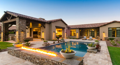 Scottsdale Az Home Builders Cavallo Estates 1