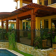 Traditional Patio by Elite Outdoor Living