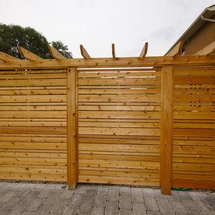 Cedar Privacy Wall