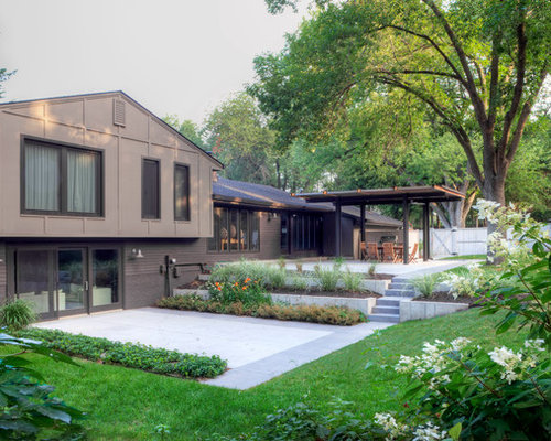 Omaha patio design ideas remodels photos houzz for Exterior remodel and design omaha
