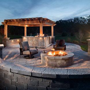 Cedarburg Outdoor Kitchen and Patio