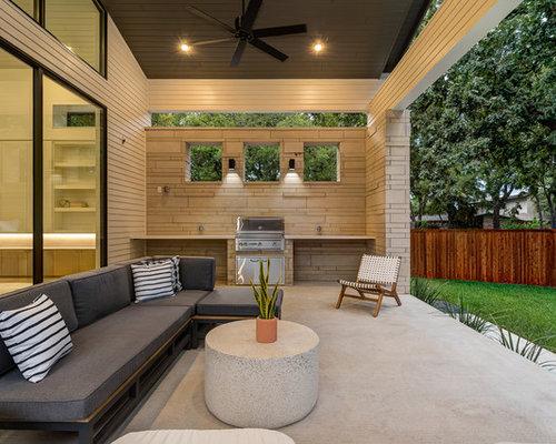 Outdoor Küchen Design : Skandinavische outdoor gestaltung mit outdoor küche ideen design