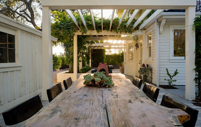 Houzz Tour: Historic Ranch in Santa Barbara Wine Country