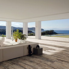 Contemporary Patio by Oregon Tile & Marble
