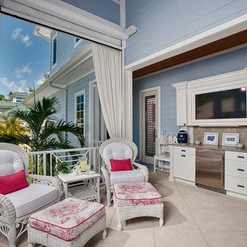 Certified Luxury Builders - 41 West - Old Naples Custom Home A