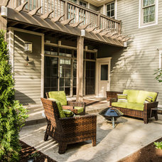 Contemporary Patio by The ReDevelopment Group