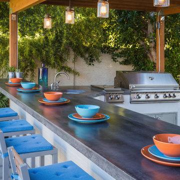 Chandler Outdoor Kitchen