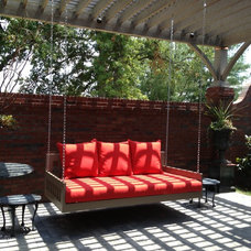 traditional outdoor sofas by My Outdoor Rooms L.L.C.