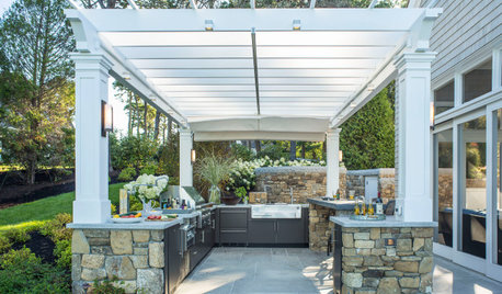 How to Choose the Right Size and Layout for Your Outdoor Kitchen