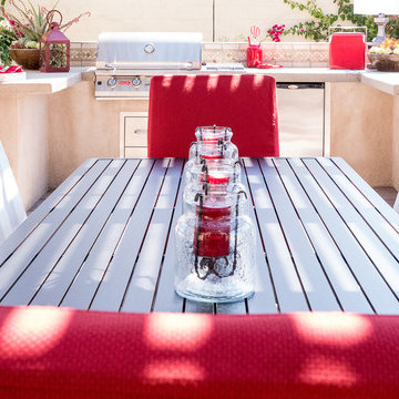 Cherry Outdoor Seating