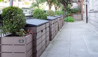 CitiBin Trash Enclosures