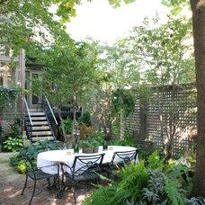 Traditional Patio by Culliton Quinn Landscape Architecture