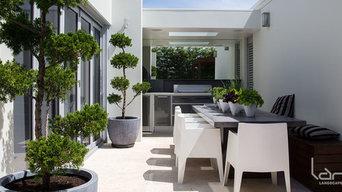 City Living Garden & Pool Design