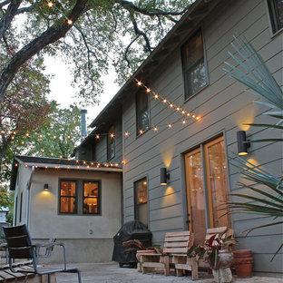 Trendy patio photo in Austin