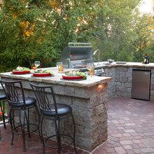 Elements-Outdoor kitchens