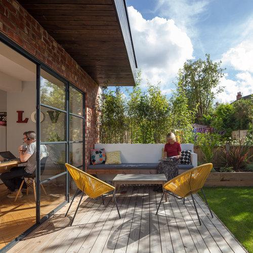 Ideas para patios dise os de patios peque os en m nchester for Imagenes de patios pequenos