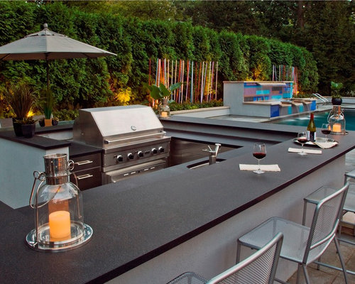 Granite Outdoor Bar Home Design Ideas Pictures Remodel And Decor