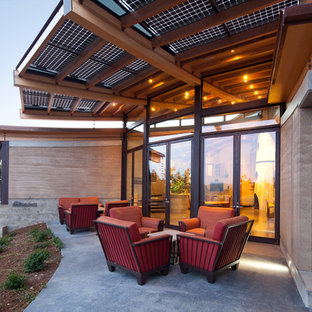 Solar Patio Cover Houzz