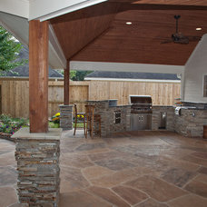 Contemporary Patio by Your Great Outdoors