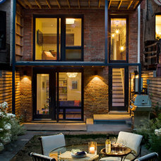 Contemporary Patio by Francis Dzikowski Photography Inc.
