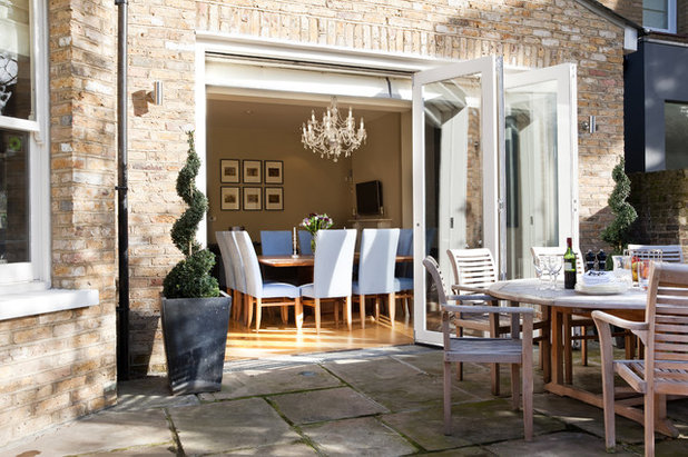 Victorian Patio by Paul Craig Photography