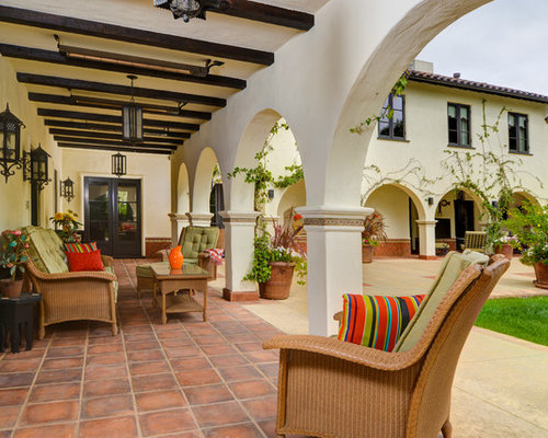 Spanish Patio Home Design Ideas Pictures Remodel And Decor