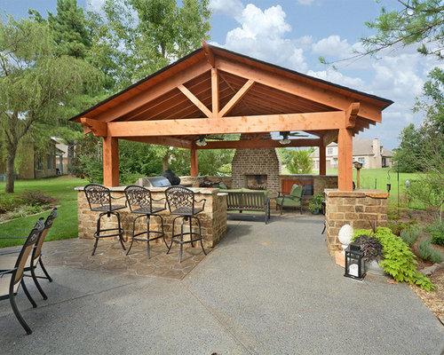 luxury backyard creations home design ideas renovations photos