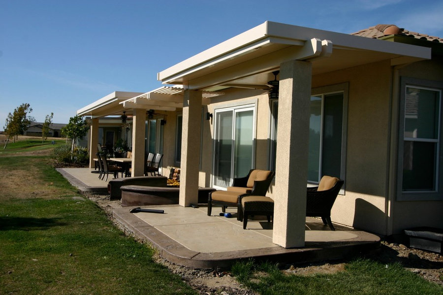 Combination Patio Cover