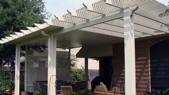 Combo Pergola Patios and Decks