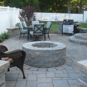 Compact Outdoor Living Spaces
