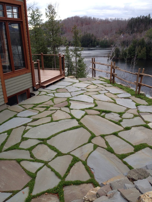 Flagstone Patio Questions Tigerdroppings Com