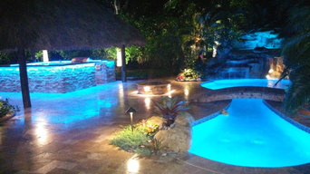 Complete Outdoor entertaining