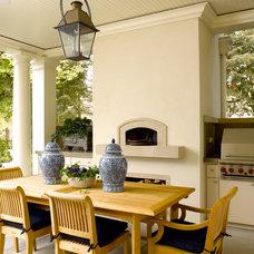 Traditional Patio by Conard Romano Architects