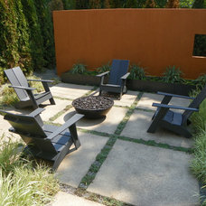 Modern Patio by ConcretePete LLC