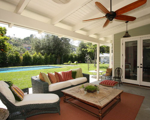Patio With Roof Ideas, Pictures, Remodel and Decor