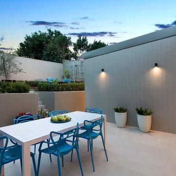 Contemporary Designer Home with City Views