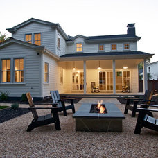 Farmhouse Patio by KCS, Inc.