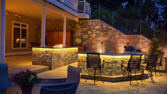 Contemporary Landscape Lighting