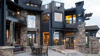Contemporary Mountain Retreat