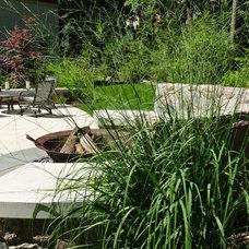 Craftsman Landscape by Ginkgo Leaf Studio