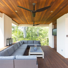 Contemporary Patio by Big Ass Fans