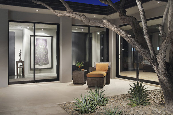 Contemporary Patio by Carson Poetzl, Inc.