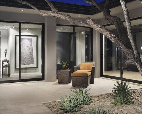 Simple Concrete Patio Designs