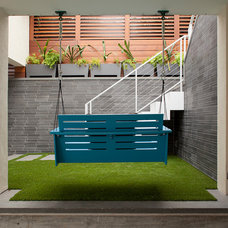Contemporary Patio by Jeff King & Company