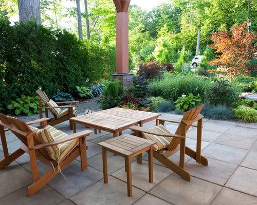 arranging patio plants | houzz