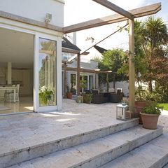 contemporary patio by Optimise Design