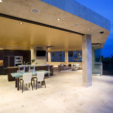 Contemporary Patio by Addison Bruley LLC