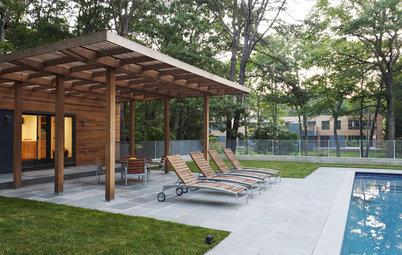 Patio Details: Hamptons Patio Invites Visitors to Unwind