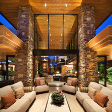 Contemporary Patio Contemporary Patio
