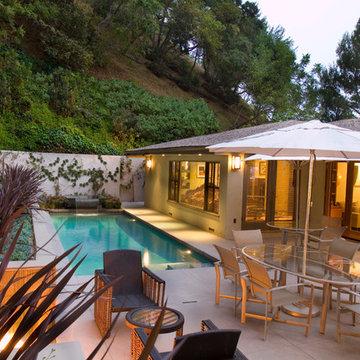 Contemporary Retreat - Beverly Hills